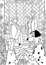 101 dalmatians coloring pages on coloring bookinfo