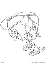 A Bug's Life coloring pages