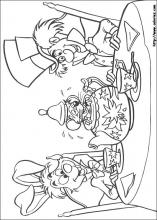 19 alice in wonderland pictures to print and color last updated may 4th - Alice Wonderland Coloring Pages