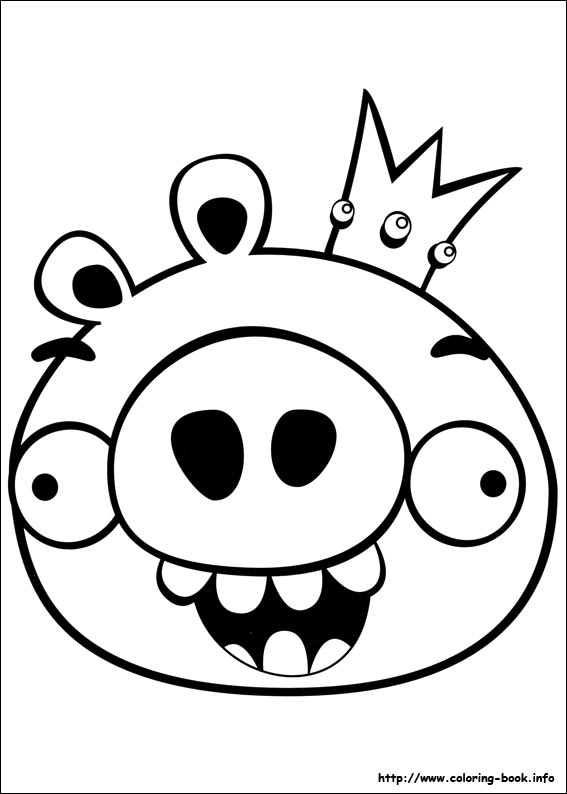 angry birds coloring pages on coloring book info