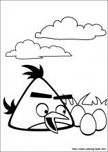 Angry Birds Coloring Pages On Coloring Bookinfo - Bird-coloring-book