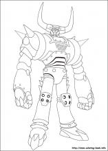 Astro Boy coloring pages on Coloring-Book.info