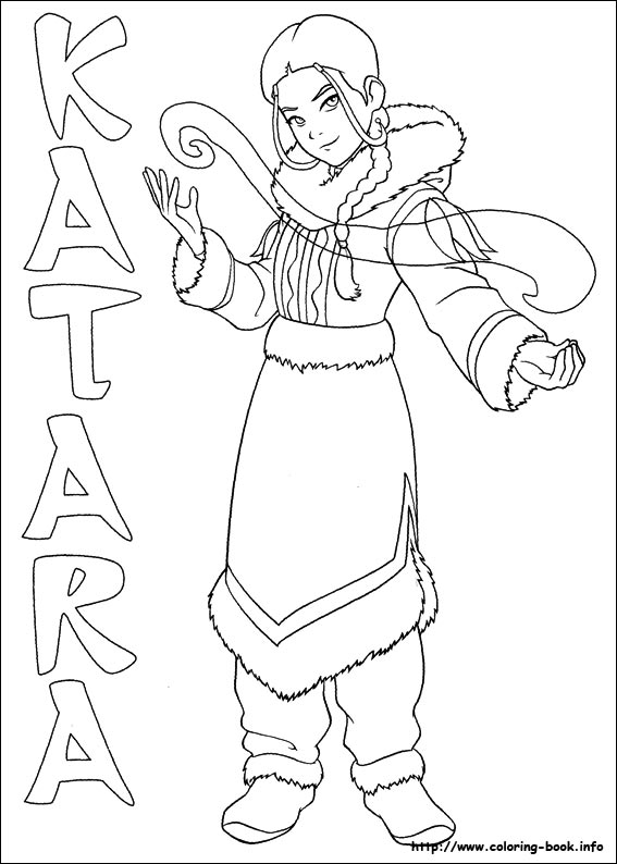 avatar the last airbender coloring pages Avatar, the last airbender coloring picture avatar the last airbender coloring pages