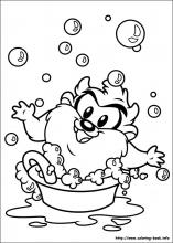 baby looney tunes coloring pages 97 baby looney tunes pictures to print and color last updated january 30th - Baby Looney Tunes Coloring Pages