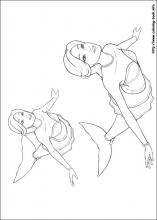 Barbie Mariposa Coloring Pages 12 Pictures To Print And Color Last Updated August 17th