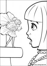 30 barbie thumbelina pictures to print and color last updated january 20th