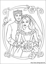 Barbie as the Princess and the Pauper coloring pages on Coloring ...
