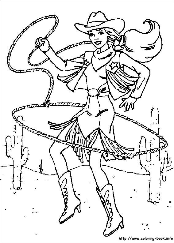 Barbie Coloring Pages On Coloringbookinforhcoloringbookinfo: Barbie Family Coloring Pages At Baymontmadison.com