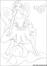 barbie coloring pages on coloring-book.info - Coloring Pages Coloring Book Info