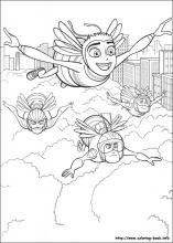 33 Bee Movie Pictures To Print And Color Last Updated May 28th