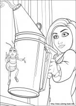 33 Bee Movie Pictures To Print And Color Last Updated August 17th