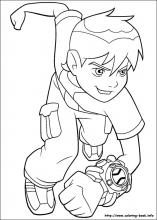 Ben 10 Coloring Pages Beauteous Ben 10 Coloring Pages On Coloringbook