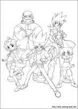 Valkyrie Beyblade Burst Coloring Pages Coloring Our World
