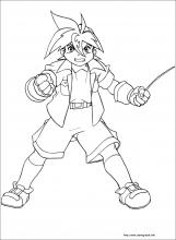 Coloriage Beyblade Valtryek.Beyblade Coloring Pages On Coloring Book Info