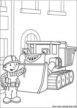 Bob The Builder Coloring Pages On Coloring Book Info