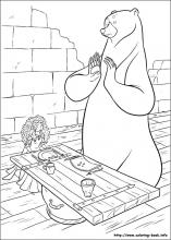 brave coloring pages on coloring bookinfo