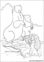index coloring pages - Brave Coloring Pages