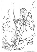 92 brother bear pictures to print and color last updated november 19th - Brother Bear Moose Coloring Pages