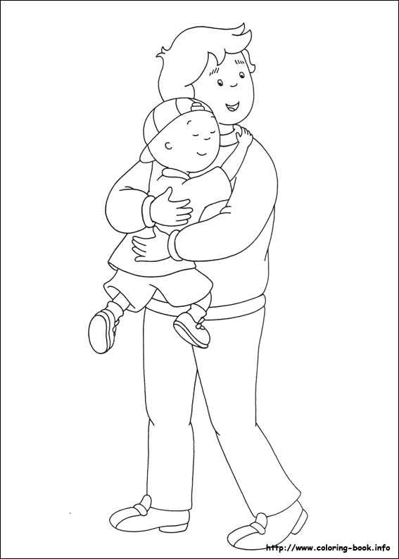 42 caillou pictures to print and color last updated may 4th
