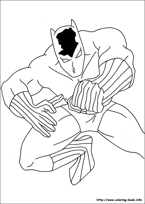 Captain America coloring pages on ColoringBookinfo