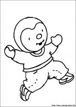 Charley coloring pages