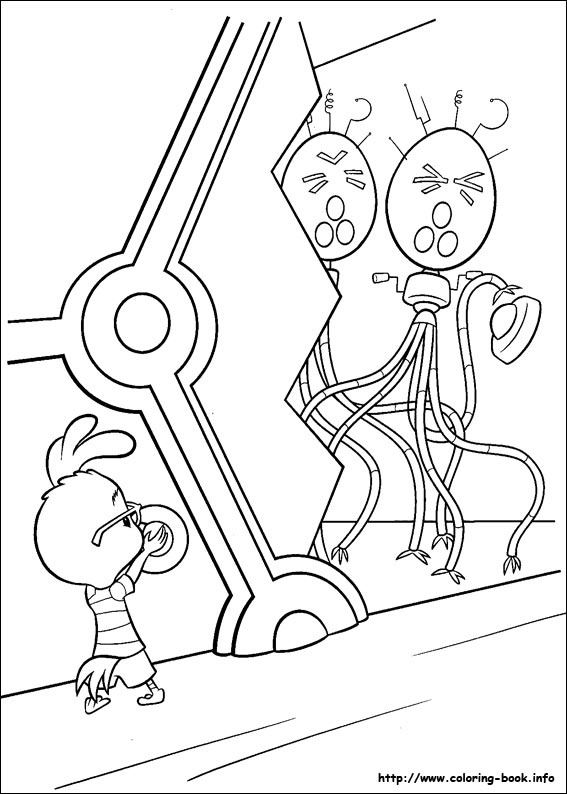 Chicken Little Coloring Pages. 87 Chicken Little Pictures To Print And  Color. Last Updated : May 28th