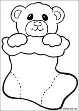 christmas coloring pages 266 christmas pictures to print and color last updated november 30th