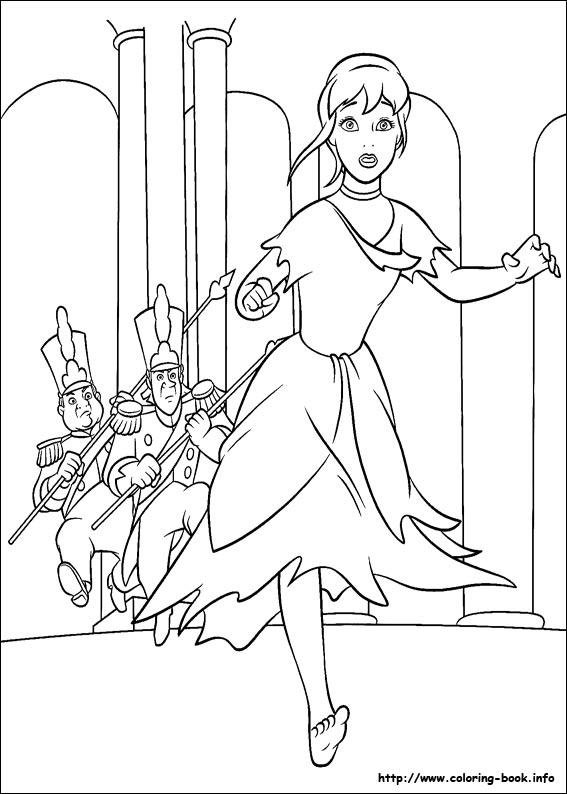 Cinderella III A Twist in Time - Oswald\'s Wasteland