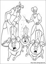 cinderella coloring pages 105 cinderella pictures to print and color last updated january 30th - Cinderella Coloring Pages