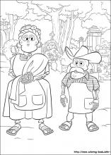Coco Coloring Pages On Coloring Bookinfo