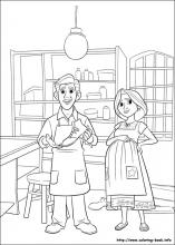 Coco Coloring Pages On Coloring Book Info