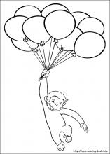 Curious George Coloring Pages 64 Pictures To Print And Color Last Updated August 17th