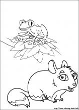Go Diego Go Coloring Pages On Coloring Book