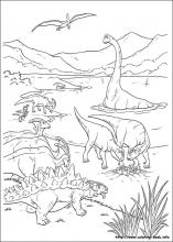 dinosaure coloring pages on coloring-book.info - Coloring Pages Coloring Book Info