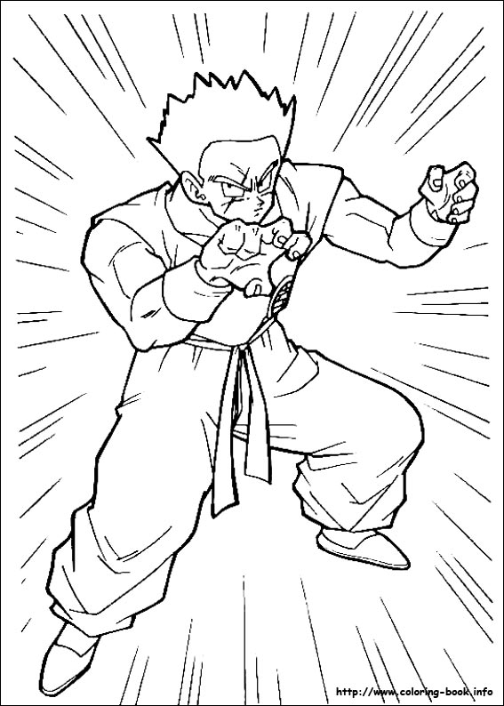 74 dragon ball z pictures to print and color last updated january 20th