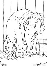 dumbo coloring pages on coloring bookinfo