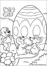 last updated october 27th - Easter Coloring Book