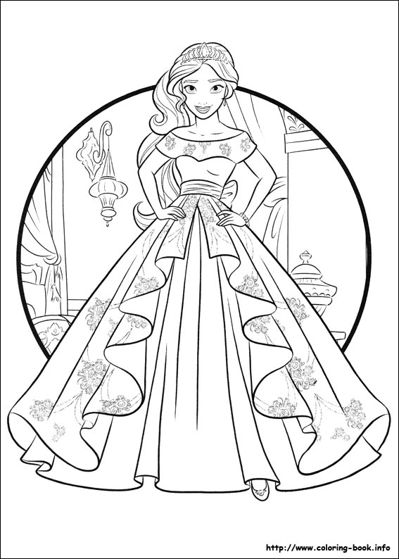 Elena of avalor coloring pages on coloring book info Eddy Gordo Coloring Pages Lisanna Coloring Pages Francesca Coloring Pages