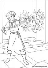 Elena Of Avalor Coloring Pages On Book