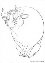 ferdinand coloring pages Ferdinand coloring pages on Coloring Book.info ferdinand coloring pages