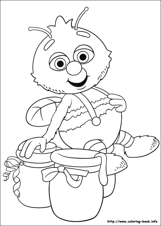 fifi coloring pages - photo#28