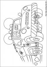 Fireman Sam coloring pages on Coloring Bookinfo