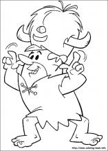 19 the flintstones pictures to print and color last updated september 2nd