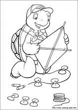 Franklin Doc Kolorowanki Dla Dzieci Do Druku Felkens