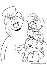 frosty coloring pages Frosty the snowman coloring pages on Coloring Book.info frosty coloring pages