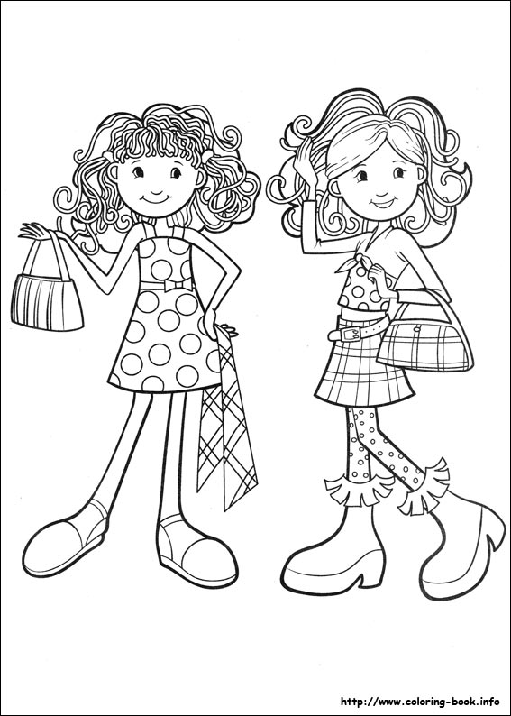 online coloring book pages coloring online for kids color by - Color Books For Girls