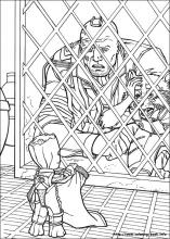 Guardians Of The Galaxy Coloring Pages On Coloring Book Info