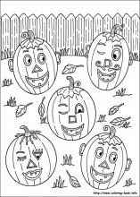 halloween coloring pages on coloring bookinfo