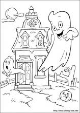 Halloween coloring pages on Coloring-Book.info