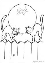 Halloween coloring pages on ColoringBookinfo